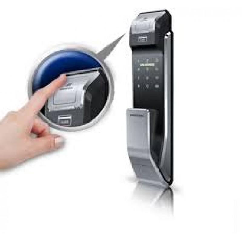 Controles De Acesso E Biometria Fechadura Digital