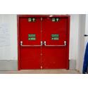 Portas Corta-Fogo P120 - Certificação NBR 11742