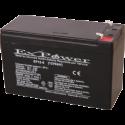 Bateria Selada Recarregável - Chumbo Ácido - 12V - 9 Ah