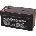 Bateria Selada Recarregável - Chumbo Ácido - 12V - 1,3 Ah / 20 HR