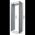 Detector de Metais Mettus HS - 3 / 4 / 6 / 11 Zonas – Modelo Portal