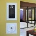 Fechadura Eletrônica Ébano E1000 – Senha, Cartão, Controle Remoto (Porta de Correr/Pivotante)