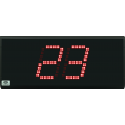 Painéis Solicitadores de Atendimento com 1 Campo de 2 Dígitos - SA28 (restaurantes, bares, provadores, hospitais)