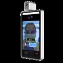 Leitor Facial com autenticação de Temperatura Corporal e Uso de Máscara - AV-2002F8TD