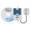 Termo Higrômetro Digital - com gerenciamento Web