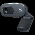 Webcam HD WEBCAM C270 - Videochamadas simples de 720p - 3 megapixel