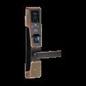 Fechadura Eletrônica Multibio ZM100 - Reconhecimento Facial / Impressões Digitais / Cartões RFID / Senhas