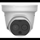 Câmera Turret Termográfica para aferir Temperatura Corporal - DS-2TD1217B-3/PA
