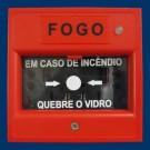 Quebra Vidro para Saída de Emergência - Incêndio - CL213A (gerenciável)