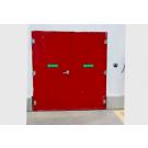 Porta Corta-Fogo P240
