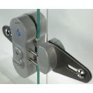 Fechadura Biométrica Digital DL7500 - Portas de Vidro ou Pivotantes
