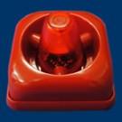 Sirene de Alarme Contra Incêndio CL-207L - com Led Indicador
