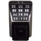 Controle de acesso Biométrico Digital e Senhas - TD5000 - A Prova de Água (IP65)
