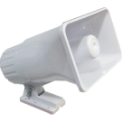 Sirene Eletrônica Bitonal SR112 - para Uso Interno (IP54)