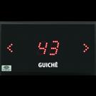 Painéis de Fila Única com 2 Dígitos e Setas Indicativas de Direção - PF22