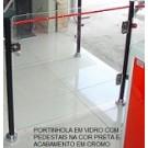 Barreiras de Segurança com Portinhola (manual ou automática)