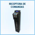 Catracas Receptora de Comandas C400